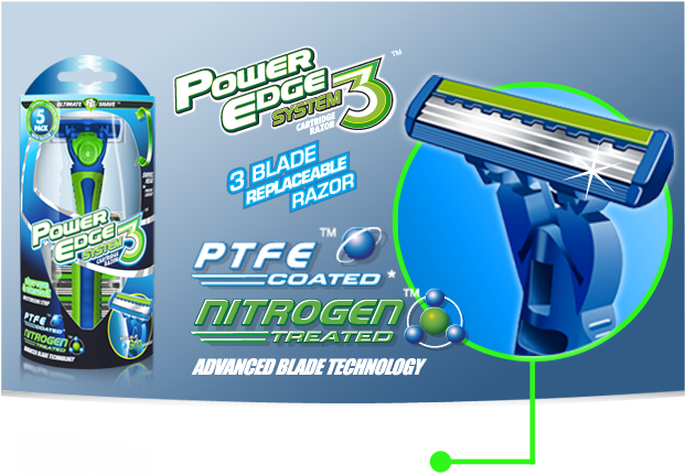 Power Edge System 3 details technology